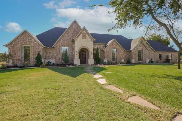 1660 Blue Forest Drive, Prosper, TX 75078 (MLS #14683449) :: The Good Home Team