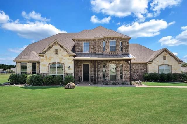 195 Livestock Drive, Rockwall, TX 75032 (MLS #14683463) :: Premier Properties Group