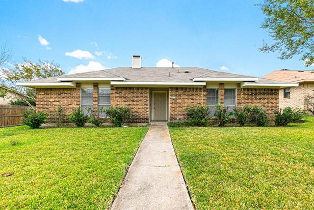 2814 Owen Lane, Mesquite, TX 75150 (MLS #14683504) :: All Cities USA Realty