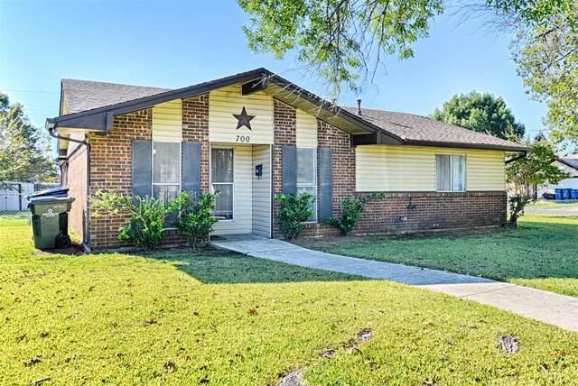 700 Hall Road, Seagoville, TX 75159 (MLS #14683533) :: United Real Estate