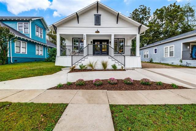 508 Parker Street, Mckinney, TX 75069 (MLS #14683539) :: Frankie Arthur Real Estate