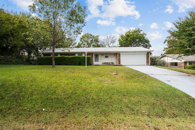 651 Greenland Road, Lewisville, TX 75057 (MLS #14683639) :: DFW Select Realty
