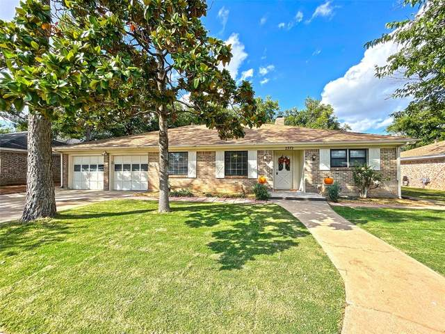 2372 S 32nd Street, Abilene, TX 79605 (MLS #14683671) :: Front Real Estate Co.