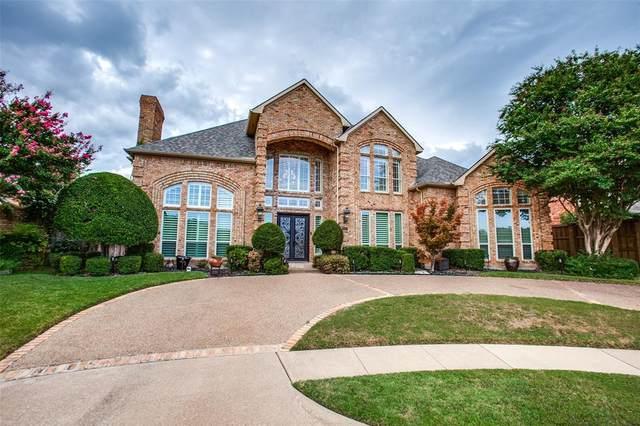 3605 Marks Place, Plano, TX 75025 (MLS #14683699) :: Trinity Premier Properties