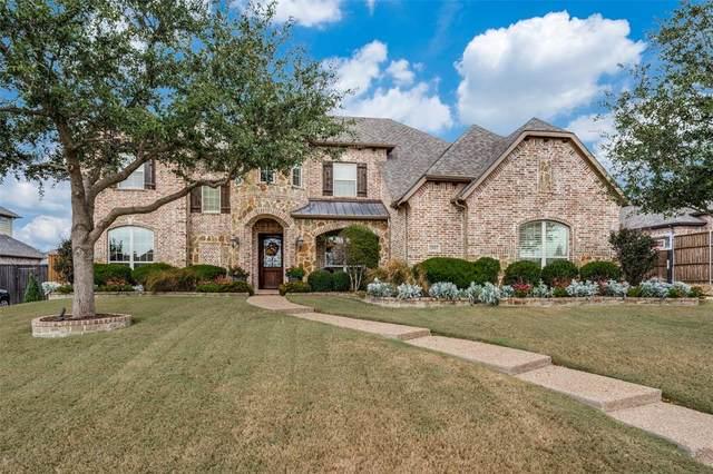 1841 Cedar Springs Drive, Prosper, TX 75078 (MLS #14683722) :: The Good Home Team