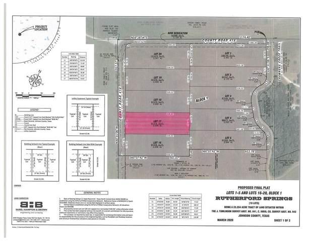 5589 County Road 410, Alvarado, TX 76009 (MLS #14683737) :: Trinity Premier Properties