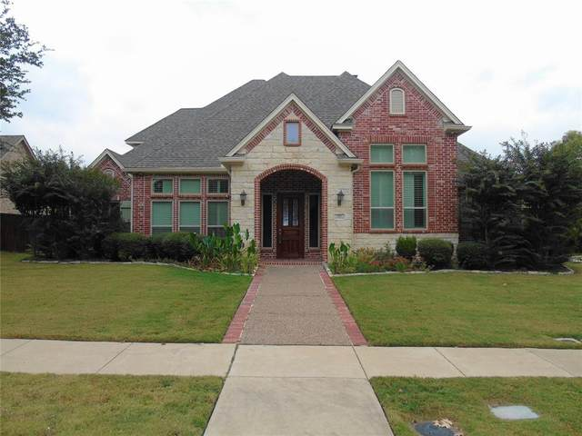 927 Condor Drive, Coppell, TX 75019 (MLS #14683744) :: Real Estate By Design