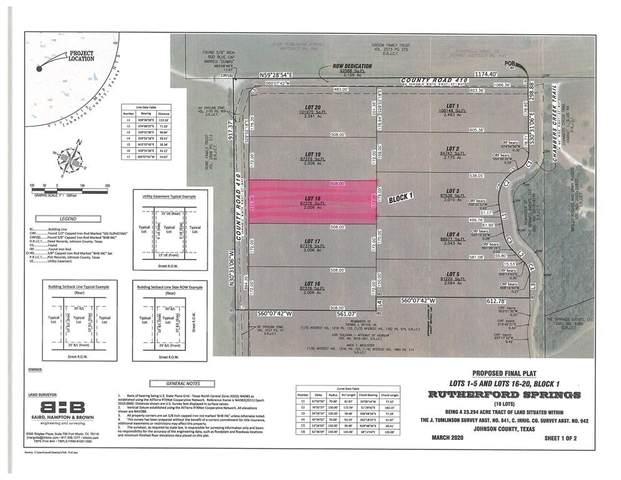 5571 County Road 410, Alvarado, TX 76009 (MLS #14683749) :: Trinity Premier Properties