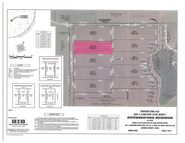 5553 County Road 410, Alvarado, TX 76009 (MLS #14683759) :: Trinity Premier Properties