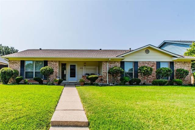 4452 Cleveland Drive, Plano, TX 75093 (MLS #14683798) :: Epic Direct Realty