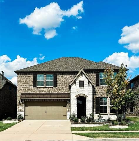 6532 Dynamite Drive, Mckinney, TX 75070 (MLS #14683882) :: Real Estate By Design