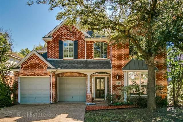 512 Lake Village Drive, Mckinney, TX 75071 (MLS #14683884) :: Jones-Papadopoulos & Co