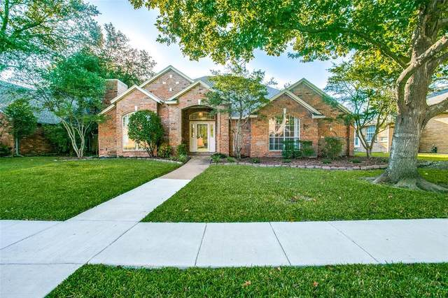 3636 Longbow Lane, Plano, TX 75023 (MLS #14683899) :: Real Estate By Design