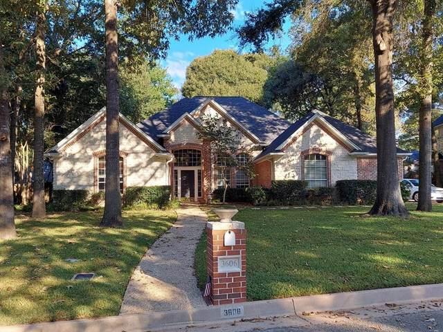 3606 Oak Leaf Circle, Tyler, TX 75707 (MLS #14683907) :: Lisa Birdsong Group | Compass