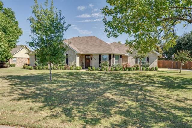 125 Fairway Lane, Crandall, TX 75114 (MLS #14683910) :: The Tierny Jordan Network