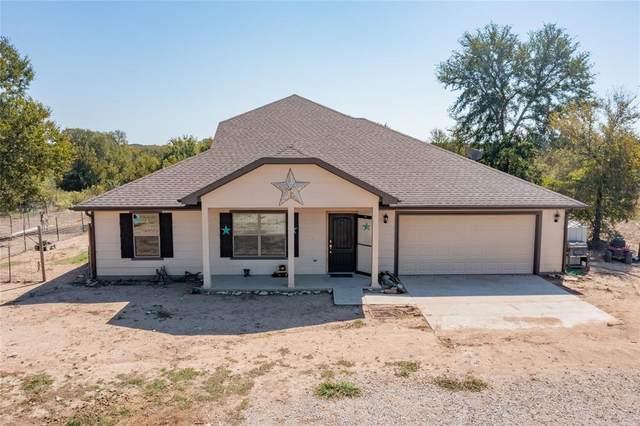 220 Brazos Valley Lane, Weatherford, TX 76087 (MLS #14683920) :: Real Estate By Design