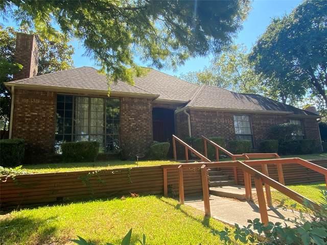 1205 Magnolia Drive, Carrollton, TX 75007 (MLS #14683921) :: Frankie Arthur Real Estate