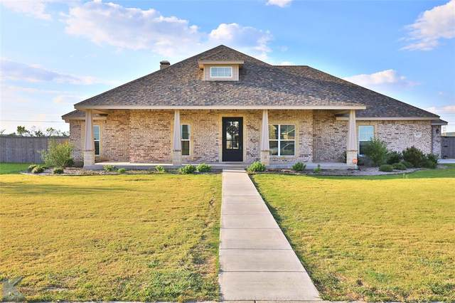 117 Contera Court, Abilene, TX 79602 (MLS #14683933) :: Frankie Arthur Real Estate
