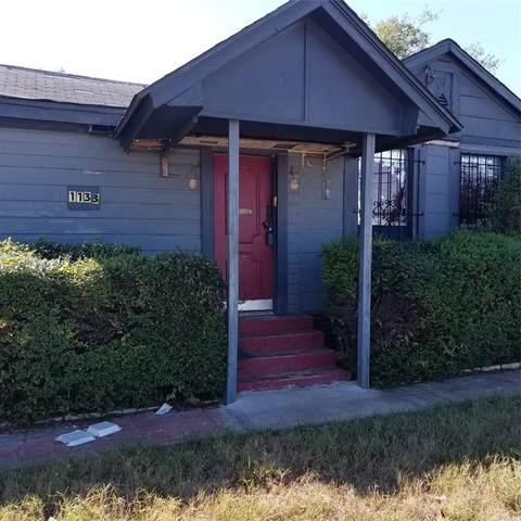 1133 Bonnie View Road, Dallas, TX 75203 (MLS #14683945) :: Real Estate By Design