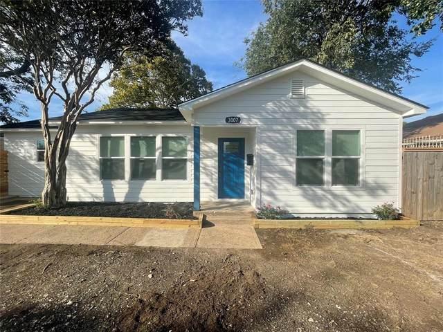 3007 Dutton Drive, Dallas, TX 75211 (MLS #14683948) :: Trinity Premier Properties