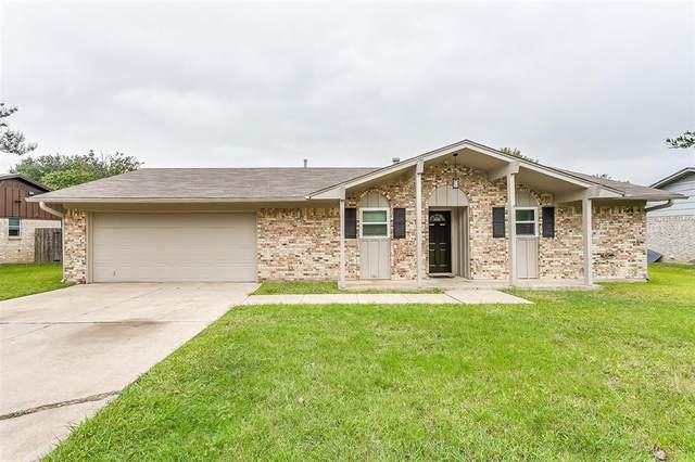 905 Keller Avenue, Benbrook, TX 76126 (MLS #14683970) :: Trinity Premier Properties