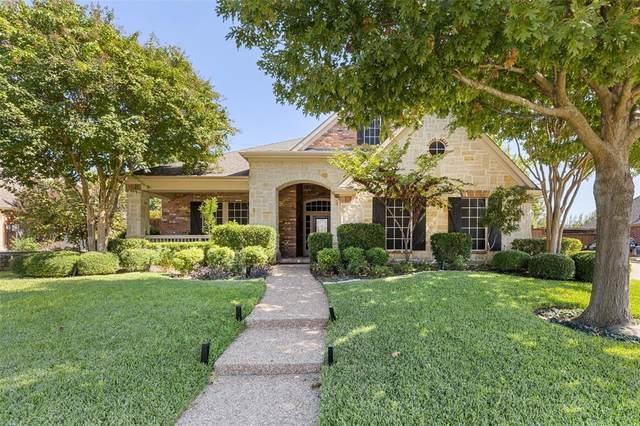 621 Rock Hill Road, Prosper, TX 75078 (MLS #14683971) :: 1st Choice Realty