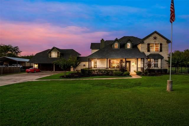 3175 Collins Road, Burleson, TX 76028 (MLS #14683979) :: Real Estate By Design