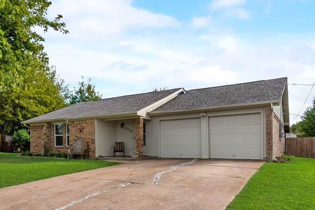 404 Sunnyview Court, Mansfield, TX 76063 (MLS #14683982) :: 1st Choice Realty