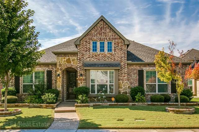 3632 Ballycastle Drive, Plano, TX 75074 (MLS #14683985) :: The Russell-Rose Team