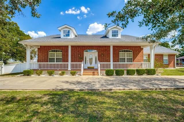 32 Mimosa Lane, Teague, TX 75860 (MLS #14683994) :: Real Estate By Design