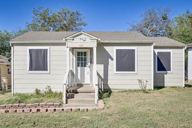 1413 Westwick Drive, River Oaks, TX 76114 (MLS #14684005) :: Frankie Arthur Real Estate