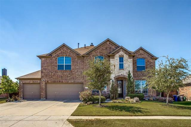 3117 Luminara Drive, Little Elm, TX 75068 (MLS #14684027) :: Jones-Papadopoulos & Co