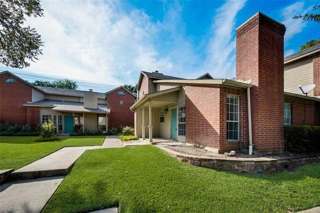 1402 Meadowood Village Drive, Fort Worth, TX 76120 (MLS #14684037) :: Premier Properties Group
