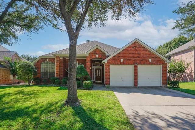 1309 Blairwood Drive, Flower Mound, TX 75028 (MLS #14684053) :: Real Estate By Design