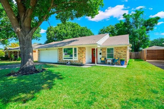 303 S Weatherred Drive, Richardson, TX 75080 (MLS #14684066) :: Frankie Arthur Real Estate