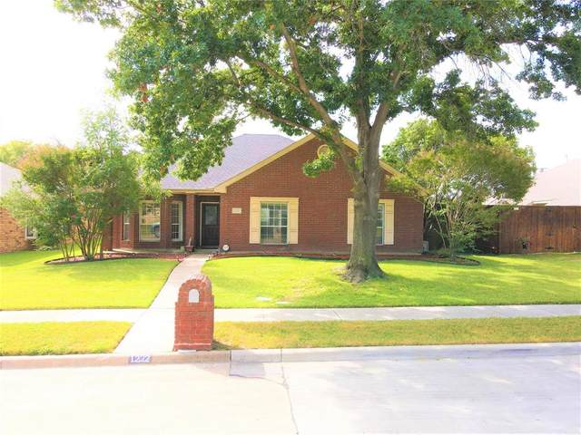 1222 Indian Paint Trail, Lewisville, TX 75067 (MLS #14684080) :: Real Estate By Design