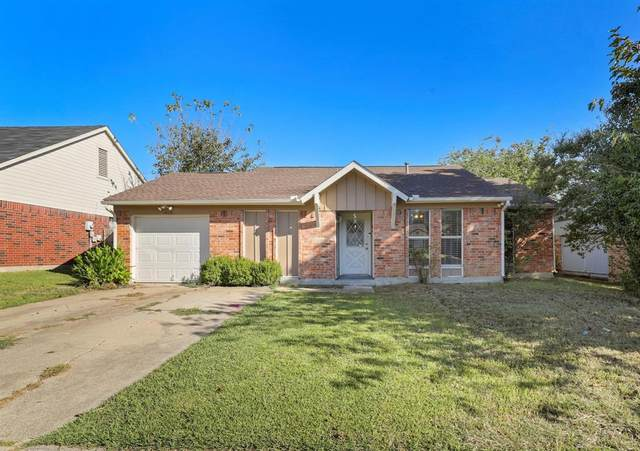 1415 Caplin Drive, Arlington, TX 76018 (MLS #14684107) :: The Chad Smith Team