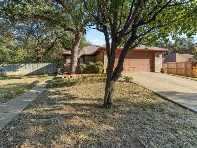 110 NE Timber Ridge Drive, Burleson, TX 76028 (MLS #14684118) :: Jones-Papadopoulos & Co