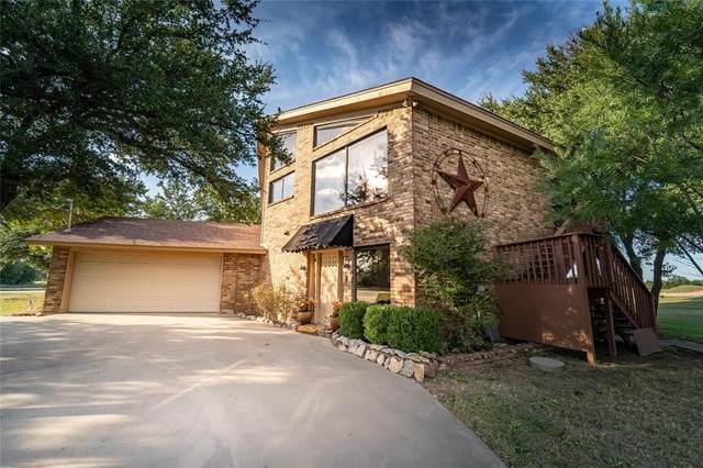 250 Cliffs Drive, Possum Kingdom Lake, TX 76449 (MLS #14684141) :: Lisa Birdsong Group | Compass
