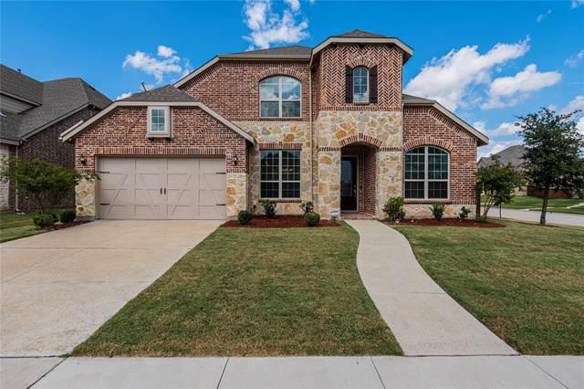 11192 Progreso Street, Frisco, TX 75035 (MLS #14684149) :: 1st Choice Realty