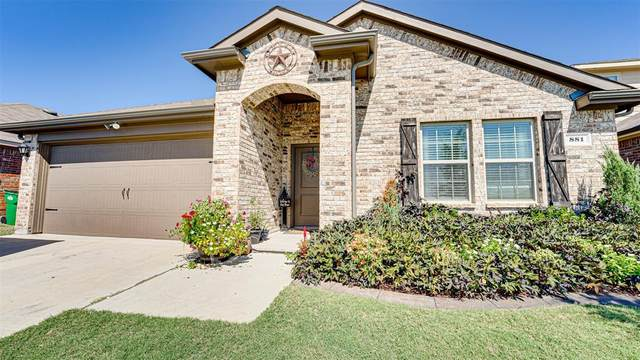 881 Darst Drive, Fate, TX 75189 (MLS #14684163) :: Real Estate By Design