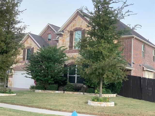9982 Crown Meadow Drive, Frisco, TX 75035 (MLS #14684172) :: Jones-Papadopoulos & Co
