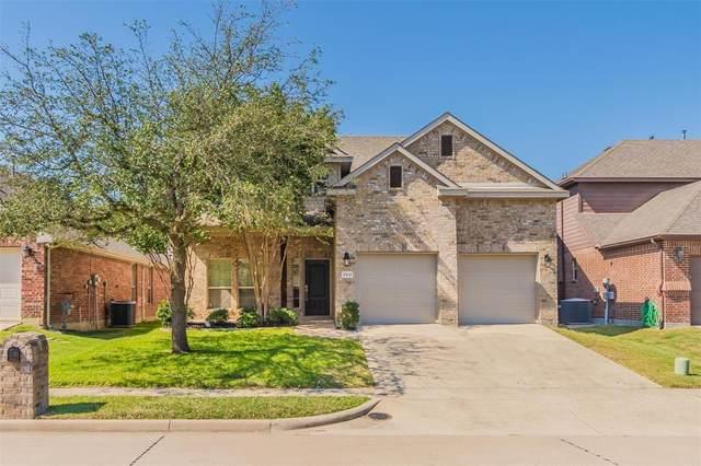 2912 Golfview Drive, Mckinney, TX 75069 (MLS #14684262) :: Trinity Premier Properties