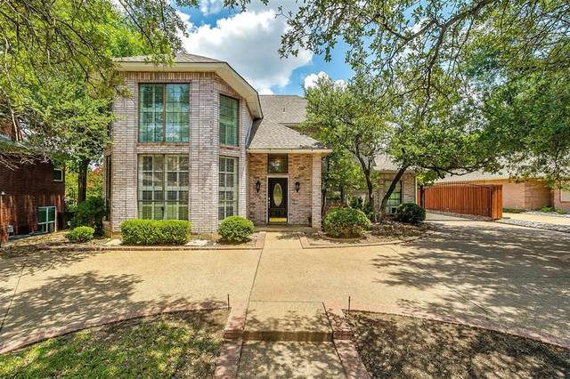 6909 Aspen Wood Trail, Fort Worth, TX 76132 (MLS #14684313) :: The Star Team | Rogers Healy and Associates