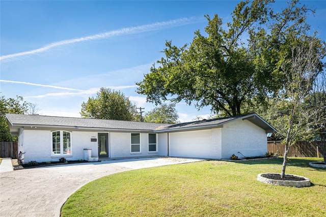 2942 Leahy Drive, Dallas, TX 75229 (MLS #14684324) :: Real Estate By Design