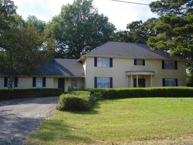 143 County Road 42450, Paris, TX 75462 (MLS #14684354) :: Front Real Estate Co.