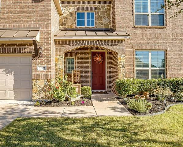 1679 Pecos Court, Burleson, TX 76028 (MLS #14684358) :: Real Estate By Design