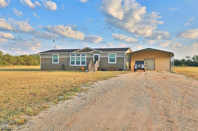 1180 Eagle Cove Lane, Clyde, TX 79510 (MLS #14684378) :: Robbins Real Estate Group