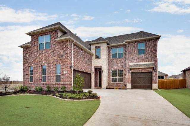 604 Montrose Drive, Rockwall, TX 75087 (MLS #14684397) :: Real Estate By Design