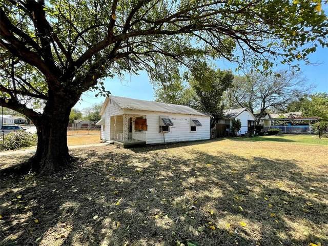 3600 Halloran Street, Fort Worth, TX 76107 (MLS #14684400) :: Lisa Birdsong Group   Compass